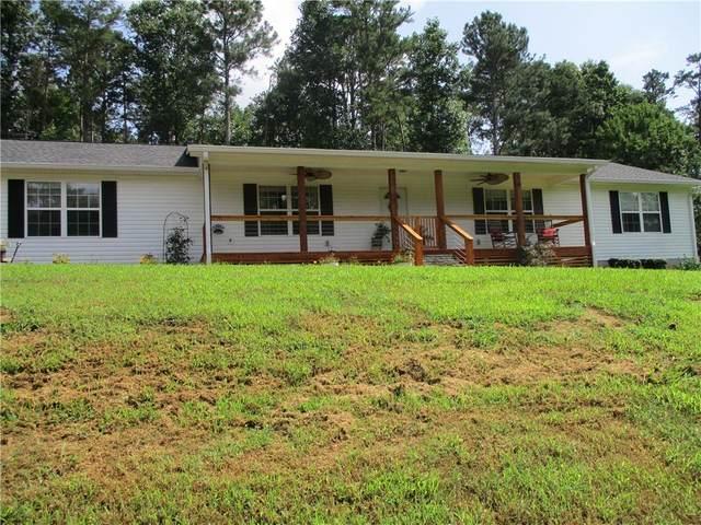 2456 Highway 53 W, Dawsonville, GA 30534 (MLS #6920800) :: The Kroupa Team | Berkshire Hathaway HomeServices Georgia Properties