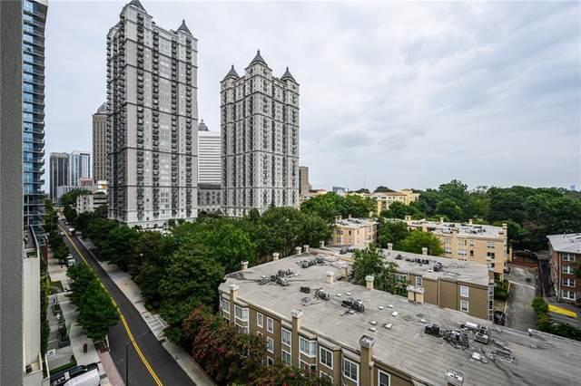 275 13th Street NE #907, Atlanta, GA 30309 (MLS #6920806) :: Keller Williams