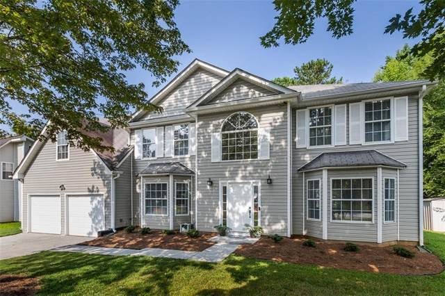627 Lakewater Estates Lane, Stone Mountain, GA 30087 (MLS #6920810) :: RE/MAX One Stop