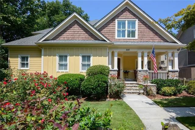 220 W Peachtree Street, Norcross, GA 30071 (MLS #6920814) :: North Atlanta Home Team