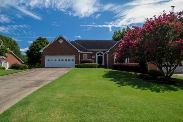 110 Cannonade Drive, Alpharetta, GA 30004 (MLS #6920829) :: North Atlanta Home Team