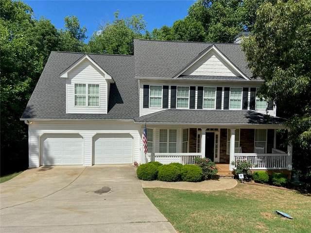 4625 Breakwater Drive, Gainesville, GA 30506 (MLS #6920833) :: Charlie Ballard Real Estate