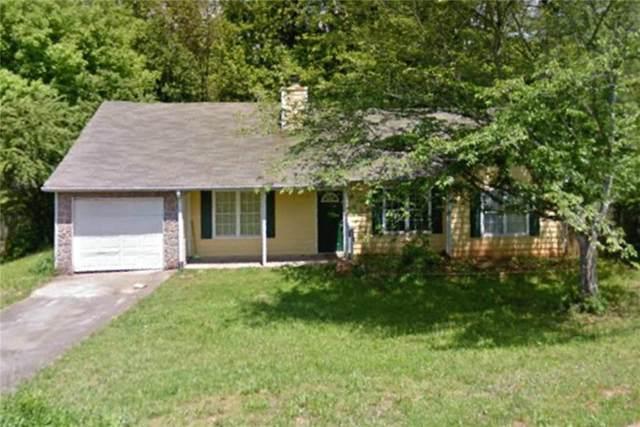 4375 Ridgecrest Court, Acworth, GA 30101 (MLS #6920836) :: The Kroupa Team | Berkshire Hathaway HomeServices Georgia Properties