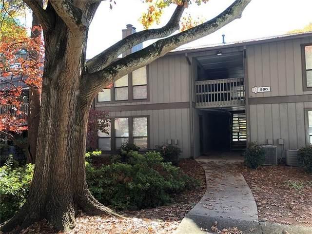 217 Smokerise Circle SE #217, Marietta, GA 30067 (MLS #6920846) :: Atlanta Communities Real Estate Brokerage