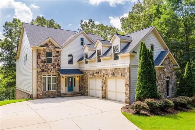 5360 Pinnacle Pointe, Winston, GA 30187 (MLS #6920882) :: Virtual Properties Realty