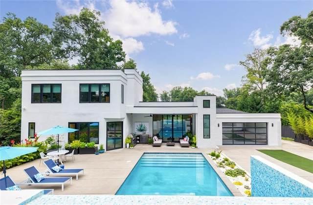 1263 Hopkins Terrace NE, Atlanta, GA 30324 (MLS #6920890) :: North Atlanta Home Team