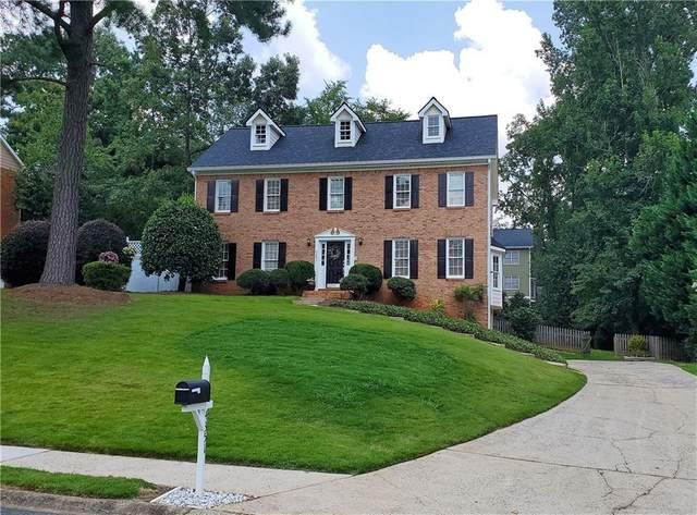 4351 Cornwallis Court NE, Marietta, GA 30068 (MLS #6920891) :: Path & Post Real Estate