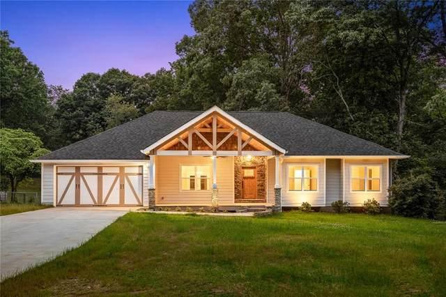 3641 Cochran Road, Gainesville, GA 30506 (MLS #6920913) :: North Atlanta Home Team