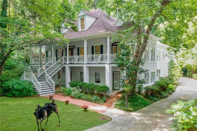 400 Old Ivy Road NE, Atlanta, GA 30342 (MLS #6920914) :: The Kroupa Team | Berkshire Hathaway HomeServices Georgia Properties