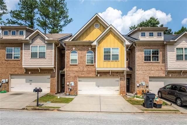 1173 Miss Irene Lane, Lawrenceville, GA 30044 (MLS #6920934) :: North Atlanta Home Team