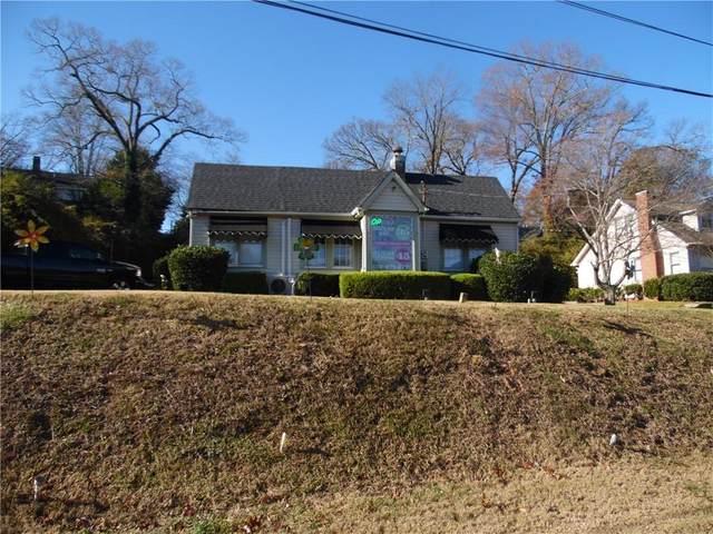 1065 Thompson Bridge Road, Gainesville, GA 30501 (MLS #6920955) :: North Atlanta Home Team