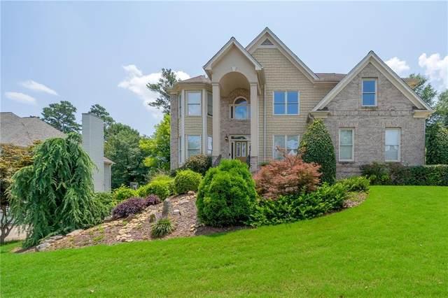 3313 Chastain Ridge Drive, Marietta, GA 30066 (MLS #6920977) :: North Atlanta Home Team