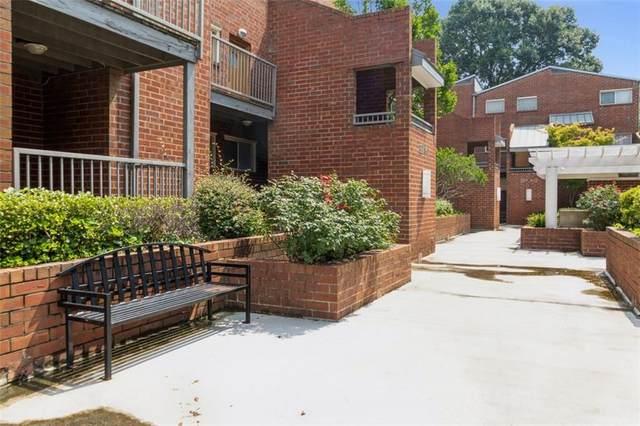 387 Ralph Mcgill Boulevard NE F, Atlanta, GA 30312 (MLS #6920993) :: The Hinsons - Mike Hinson & Harriet Hinson