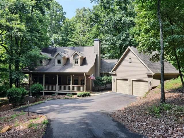 115 Windflower Drive, Big Canoe, GA 30143 (MLS #6920997) :: AlpharettaZen Expert Home Advisors