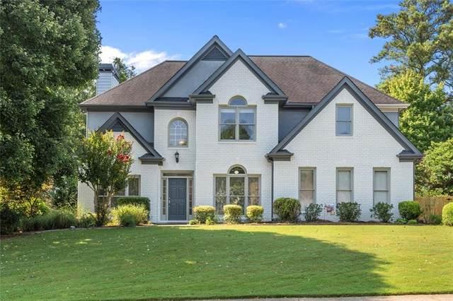 5030 Jonquilla Drive, Alpharetta, GA 30004 (MLS #6921008) :: North Atlanta Home Team