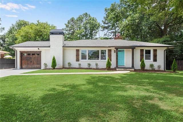 830 Brackett Road NE, Marietta, GA 30066 (MLS #6921019) :: North Atlanta Home Team