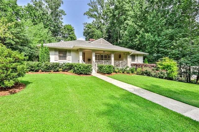 133 Upland Road, Decatur, GA 30030 (MLS #6921023) :: North Atlanta Home Team