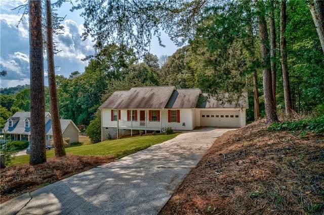 54 Chestatee View Court, Dawsonville, GA 30534 (MLS #6921039) :: North Atlanta Home Team
