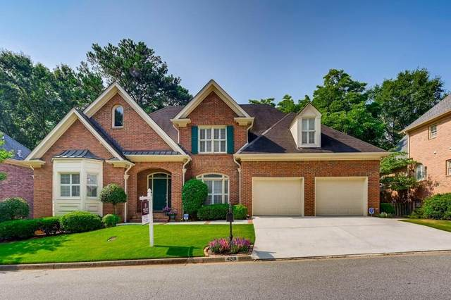 4201 Providence Lane, Tucker, GA 30084 (MLS #6921070) :: North Atlanta Home Team