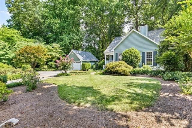 1482 Cedar Ridge Road, Marietta, GA 30066 (MLS #6921087) :: Path & Post Real Estate