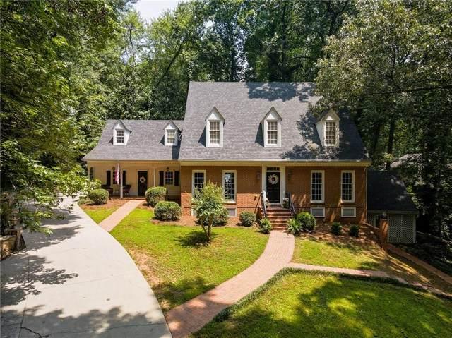 6767 Riverside Drive, Atlanta, GA 30328 (MLS #6921099) :: North Atlanta Home Team