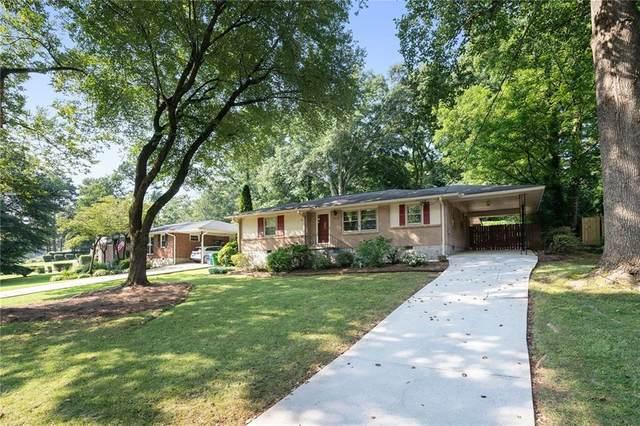 2673 Harrington Drive, Decatur, GA 30033 (MLS #6921103) :: The Hinsons - Mike Hinson & Harriet Hinson