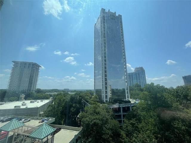 2870 Pharr Court South NW #1006, Atlanta, GA 30305 (MLS #6921115) :: Atlanta Communities Real Estate Brokerage