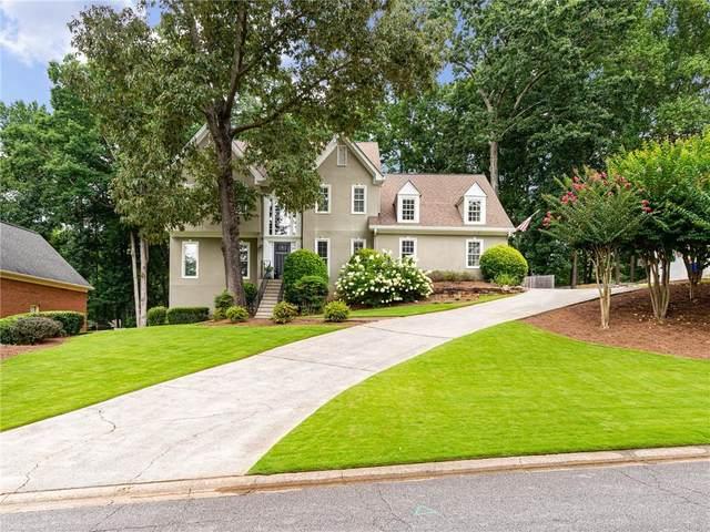801 Bedford Oaks Drive, Marietta, GA 30068 (MLS #6921119) :: Path & Post Real Estate