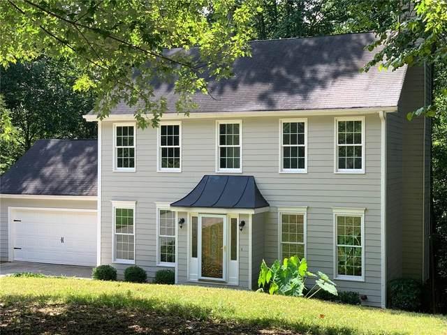 880 Westfield Row NW, Acworth, GA 30102 (MLS #6921125) :: North Atlanta Home Team