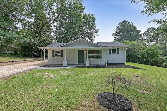 2946 Hall Drive SE, Smyrna, GA 30082 (MLS #6921132) :: North Atlanta Home Team