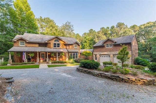 1525 Little New York Road, Whitesburg, GA 30185 (MLS #6921136) :: North Atlanta Home Team