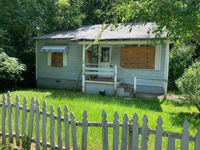 185 Margaret Street, Fairburn, GA 30213 (MLS #6921146) :: North Atlanta Home Team