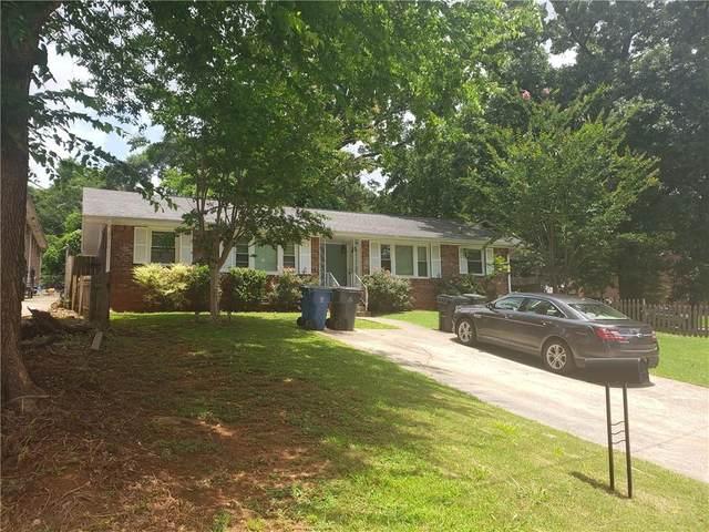 1893 W Vesta Avenue, East Point, GA 30344 (MLS #6921162) :: Charlie Ballard Real Estate