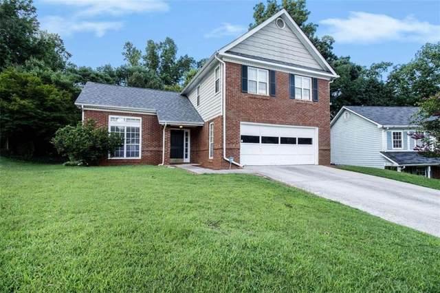4802 Brasac Drive, Stone Mountain, GA 30083 (MLS #6921170) :: North Atlanta Home Team