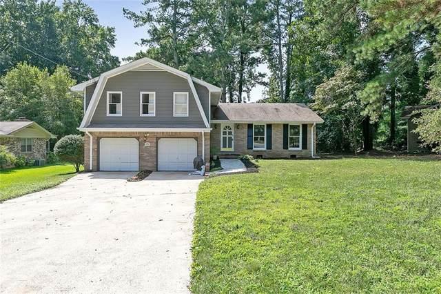 5228 Glenn Court SW, Lilburn, GA 30047 (MLS #6921174) :: North Atlanta Home Team