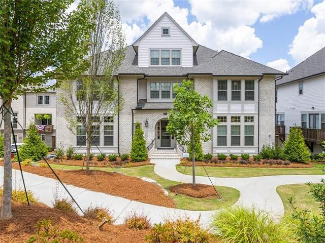 1253 Epping Lane #54, Brookhaven, GA 30319 (MLS #6921180) :: The Hinsons - Mike Hinson & Harriet Hinson
