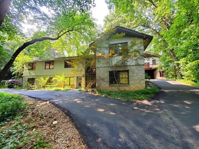 140 Maryeanna Drive NE, Atlanta, GA 30342 (MLS #6921188) :: Dawn & Amy Real Estate Team