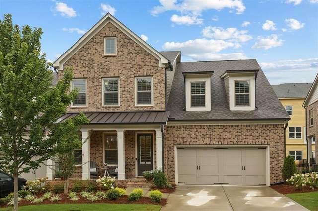 2015 Heyward Way #18, Alpharetta, GA 30009 (MLS #6921191) :: Dawn & Amy Real Estate Team