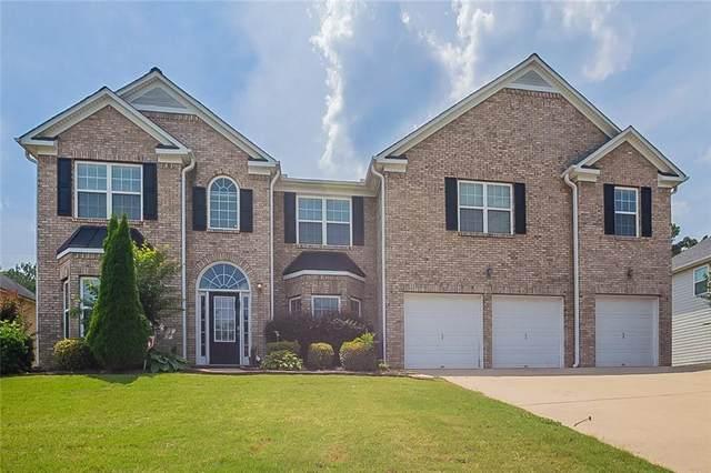4516 Bellemeade Drive, Douglasville, GA 30135 (MLS #6921194) :: Compass Georgia LLC
