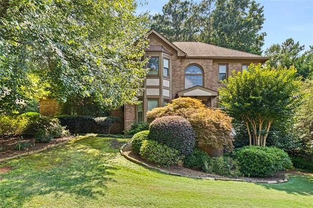166 Colonial Drive, Woodstock, GA 30189 (MLS #6921196) :: Path & Post Real Estate
