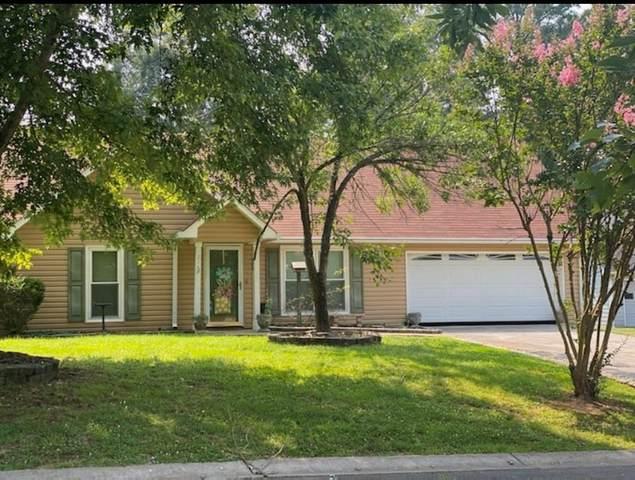 216 Overlook Drive NW, Calhoun, GA 30701 (MLS #6921205) :: North Atlanta Home Team