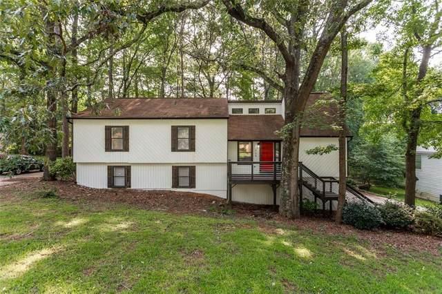 799 Lost Creek Circle, Stone Mountain, GA 30088 (MLS #6921224) :: North Atlanta Home Team