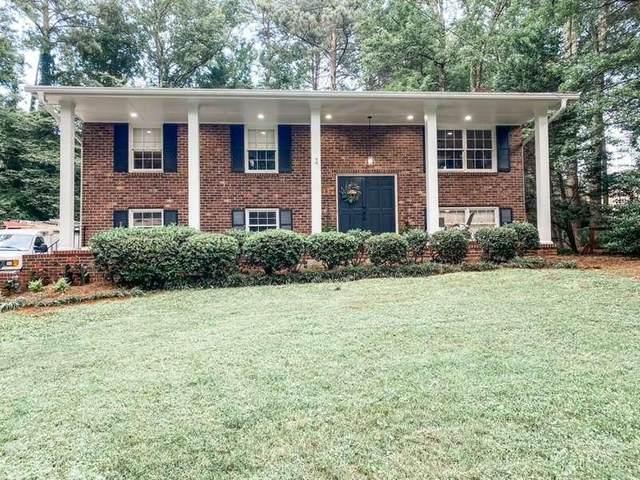 982 Viscount Court, Avondale Estates, GA 30002 (MLS #6921231) :: Dawn & Amy Real Estate Team