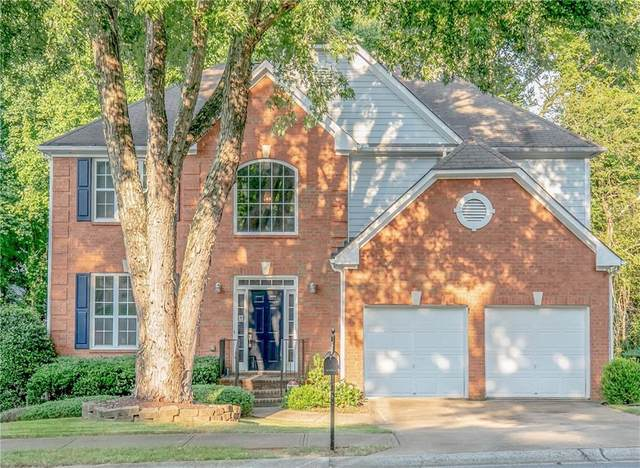 3938 Lullwater Main NW, Kennesaw, GA 30144 (MLS #6921245) :: Path & Post Real Estate