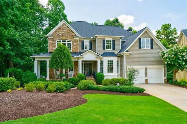 2080 Lake Windward Drive, Alpharetta, GA 30005 (MLS #6921256) :: Charlie Ballard Real Estate