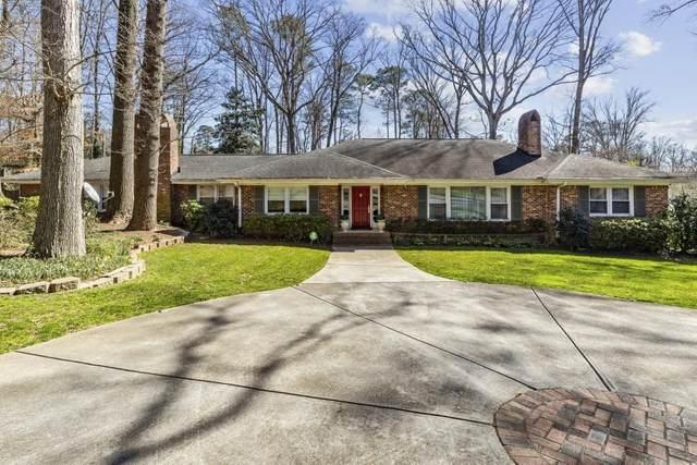 1296 Moores Mill Road NW, Atlanta, GA 30327 (MLS #6921263) :: North Atlanta Home Team