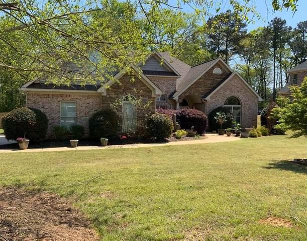160 Shelton Drive, Mcdonough, GA 30252 (MLS #6921267) :: North Atlanta Home Team