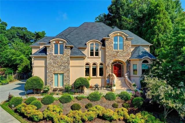 1586 Bayhill Drive, Johns Creek, GA 30097 (MLS #6921286) :: The Kroupa Team | Berkshire Hathaway HomeServices Georgia Properties