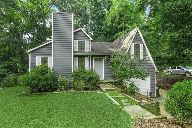 4541 Mars Court NW, Acworth, GA 30101 (MLS #6921291) :: North Atlanta Home Team