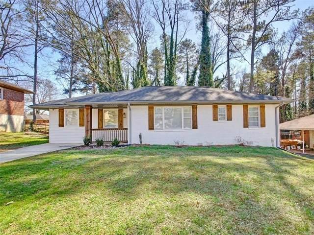 2065 Brannen Road SE, Atlanta, GA 30316 (MLS #6921332) :: The Hinsons - Mike Hinson & Harriet Hinson